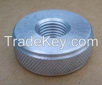 aluminium knurling