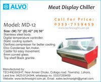 Meat Shop Equipment sale in Pakistan, Carcass Hanging Chiller
