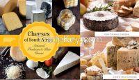 Goat Cheese/Cow Cheese, Mozerella, Feta, Chedder, Gouda Cheese