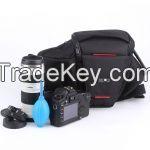 Shoulder and Waist Camera Bag