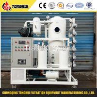 Double Stage Vacuum Machines Oil Purifier