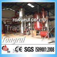 Black to Yellow Changing Oil Recycling Machine