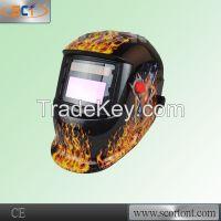 Solar Auto Darkening pp welding helmets