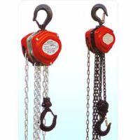 Chain Hoist, Manual Hoist