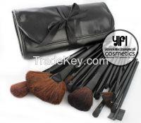 Popular 24 Pcs Natural Hair Makeup Brushes
