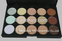 Customized logo professional high pigment delicate cream concealer