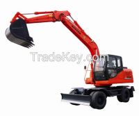 CE approved Chinese middle hydraulic excavator