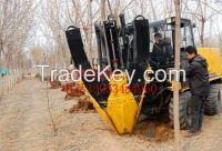 hydraulic wheel tree mover