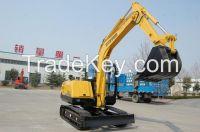 China crawler excavators for sale