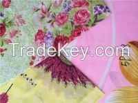 Brushed fabric, la tela cepillada