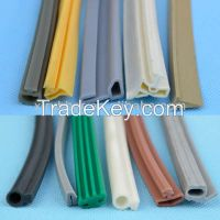 EPDM or silicone rubber seal strip gasket for windows
