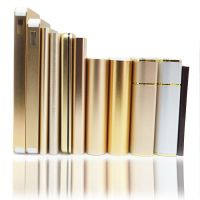 2014 Newest External Golden Power bank for Mobile Phone and Tablet