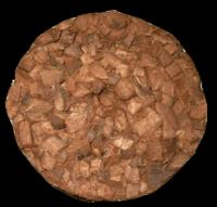 Coco Peat Gerbera Discs