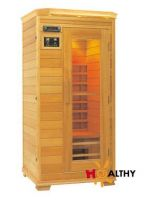 FAR INFRARED SAUNA ROOM(2 PERSON SUPER DELUXE TYPE)