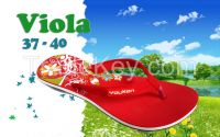 Bright Colour Slippers for Women