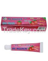 Kid toothpaste