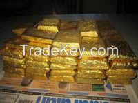 AU GOLD BARS / NUGGET FOR SALE