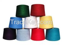 100% combed cotton yarn for knitting /weaving-saving your purchasing cost