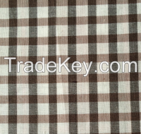 Cotton Comed Yarn Dyed Check