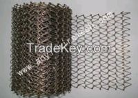 The Stainless Steel Mesh Belt