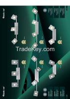 Long LED Wall Lamp