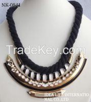 necklace with national flavor