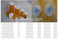 10.20.30.40. DR disposable medicine pill storage bottle Tablet Bottles