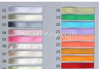 grosgrain ribbon, polyester ribbon, nylon ribbon, satin ribbon