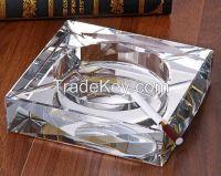 New K9 Crystal Ashtray