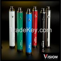 Wholesale-Quality Vision Spinner 2 II Variable Voltage Battery 1600mah 3.3V-4.8V for Electronic Cigarette color in Retail Packaging