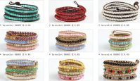 gemstone bracelet wrap