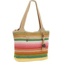 Casual Crochet Handbag