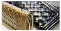 PU Leather  Wristlet coin purses