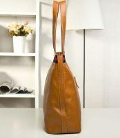 Casual genuine Leather women shoulder handbags