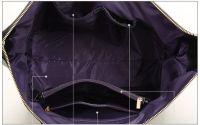genuine Leather Top-zip Tote