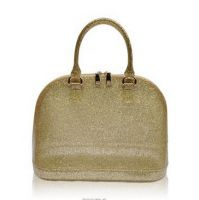 Candy color Jelly Shell shaped shoulder bags