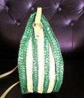 Wheat Straw watermelen Cross-body Bag flamingo bag