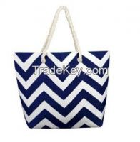 Canvas Shoulder Beach Bag