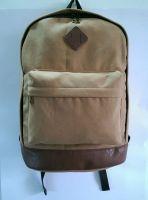 Leaper Casual Style Canvas Laptop Backpack/School Bag/Travel Daypack/Handbag