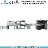 Thermal Paper Slitter and Rewinder Machine with Package Line