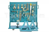 High quality auto body repair system machine