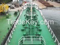 2014 brand new oil tanker from Korea