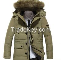 Down jacket male