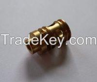 Valve spool body for Pneumatic tools parts/ brass precision parts/ brass machining parts/ pneumatic tools parts