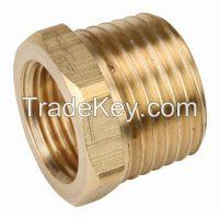 bushing / machined threaded brass