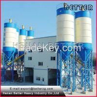 HZS200 concrete mixer system