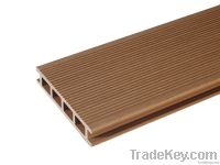 wood-plastic-composite decking & siding