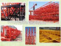 5t QTZ63(5010) Tower Crane