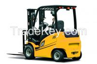 1-3.5 Tons Electric Forklift with CURTIS