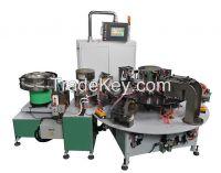 Automatic Plastic Spout Inserting Machine